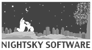 NightSky Software Logo